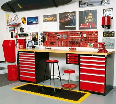 Shop tools for Interieur garage