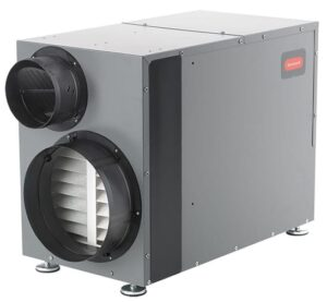 ducted dehumidifier