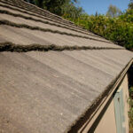 concrete tile roof