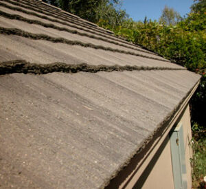 Concrete tile roofing looks similar to wood shakes, offers very high durability.