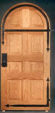 How to Buy a Wood Front Door