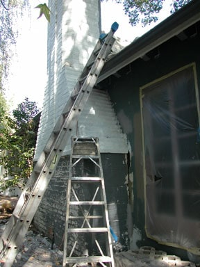 Painting Or Staining Siding Trim