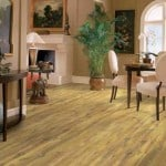 install a laminate wood floor