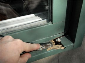 How to Repair Wood Windows