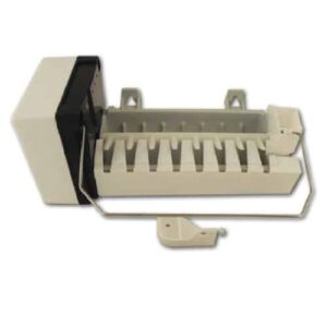 Universal ice maker replacement kit is designed to replace most types of ice makers.