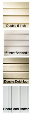 Vinyl siding buying guide for 12 inch board and batten vinyl siding