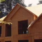 plywood wall and roof sheathing