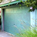 Nothing revives a tired-looking garage door like a new coat of paint.