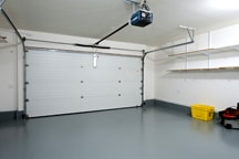 Buying Garage Lighting & Flooring