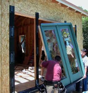 How To Install A Patio Door