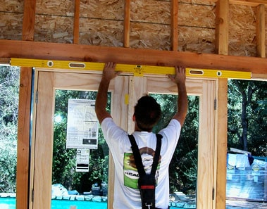 How To Install A Patio Door Hometips