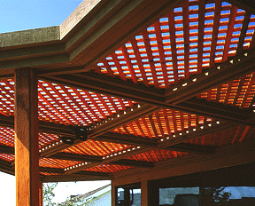 Patio Roof Amp Gazebo Materials
