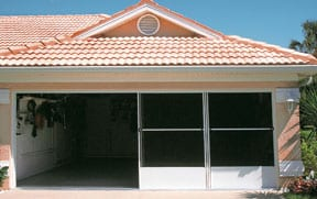 Screen Doors for Garages