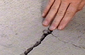 Clean or Fix a Concrete or Brick Driveway or Patio