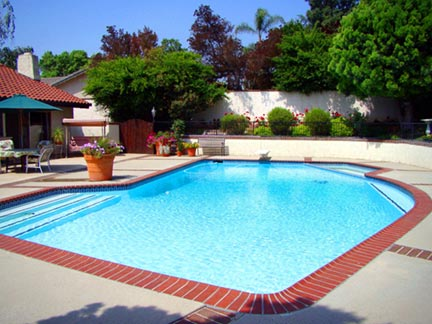 winterizing a swimming pool