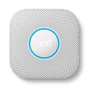 Nest Protect combination CO detector and smoke alarm