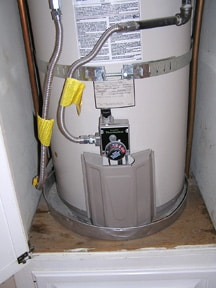Water Heater Is Leaking