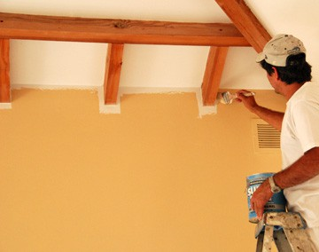 How To Paint Walls Amp Ceilings Hometips