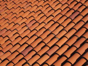 Spanish tile belongs on a Spanish or Meditteranean style home.