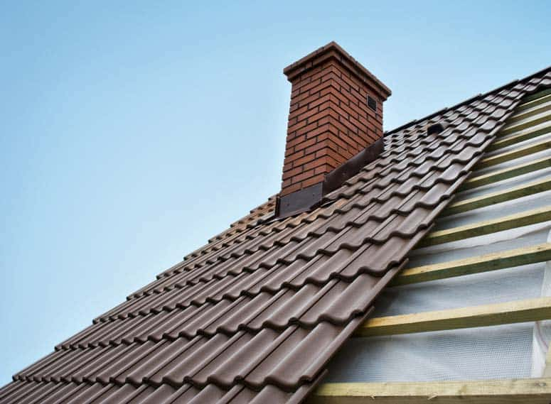 Metal Shingle Roofing