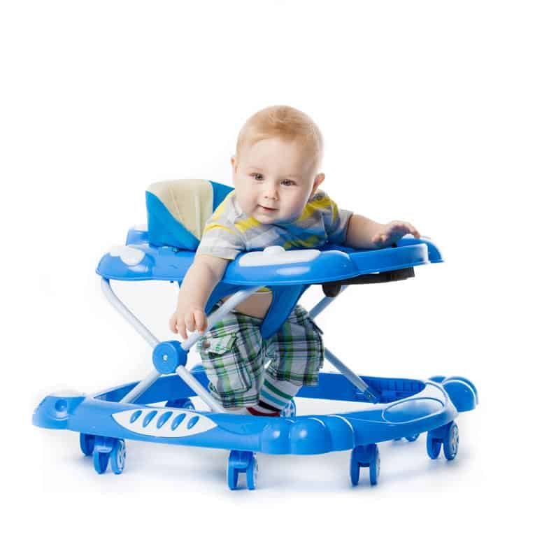 Baby walker can be safe as long as you keep an eye on your baby and make sure he or she can't get near doorways or stairs.