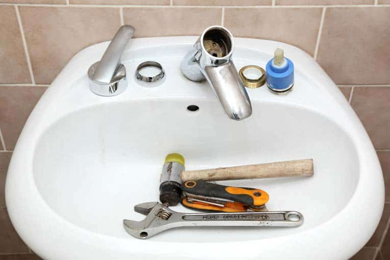 How to Repair Faucets & Taps
