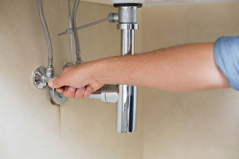 How To Shut Off The Water To A Fixture Or Your House
