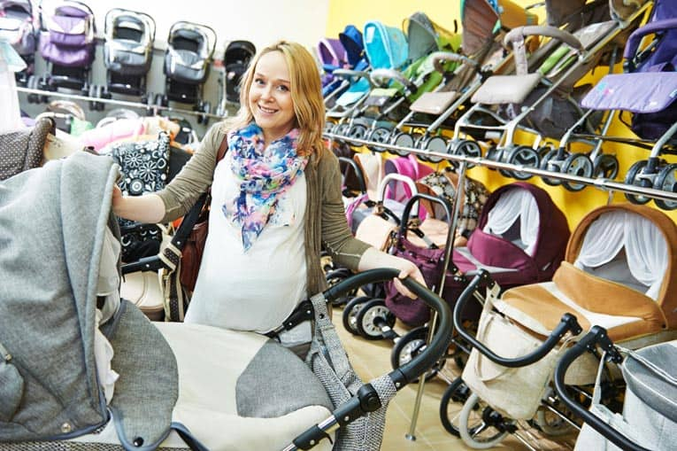 When shopping for strollers, you'll discover a plethora of possibilities!