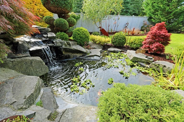 Garden Pools Fountains Amp Water Features