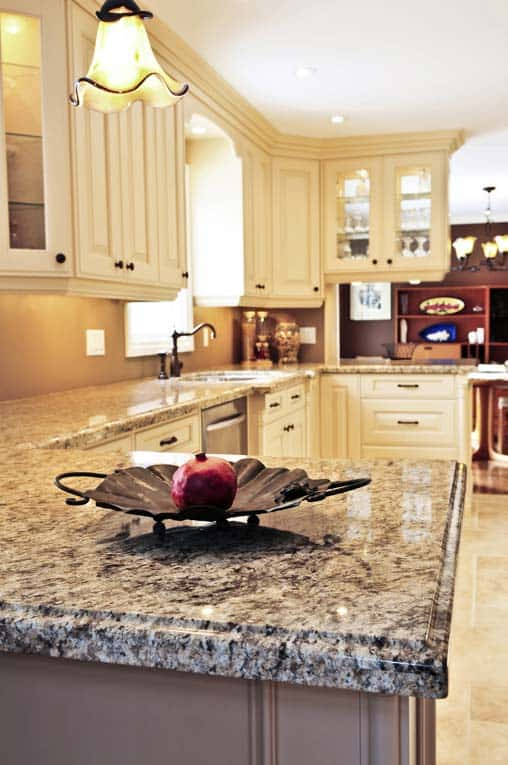granite kitchen counters