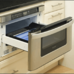 microwave oven drawer
