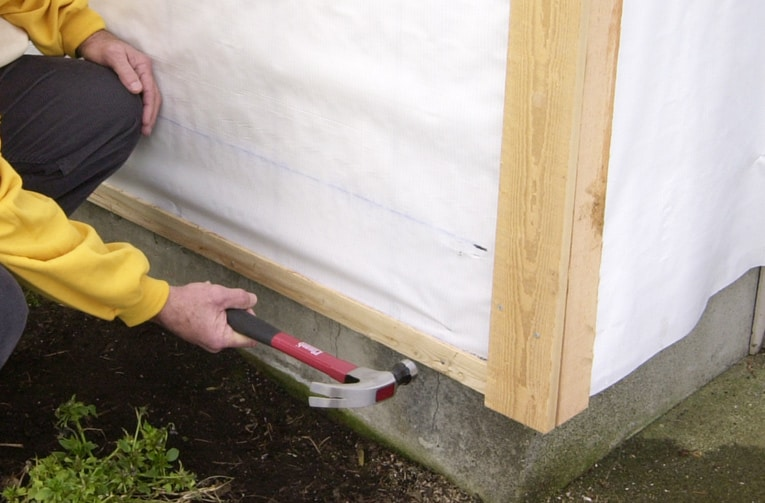 Cutting Amp Fastening Lap Siding