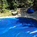 fitting a swimming pool cover
