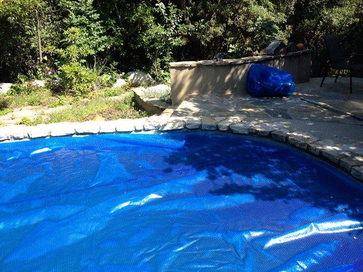 Save Water & Energy with a Solar Pool Cover