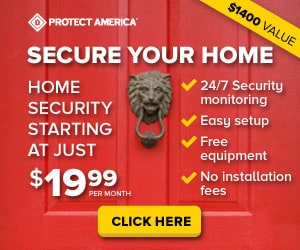 Protect America red 300x250