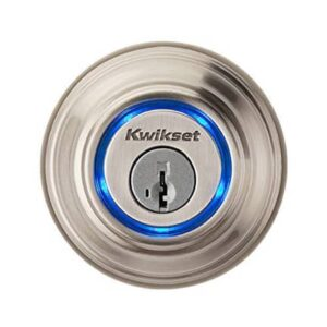Wifi-enabled smart lock installs in minutes with just a screwdriver. Buy on Amazon