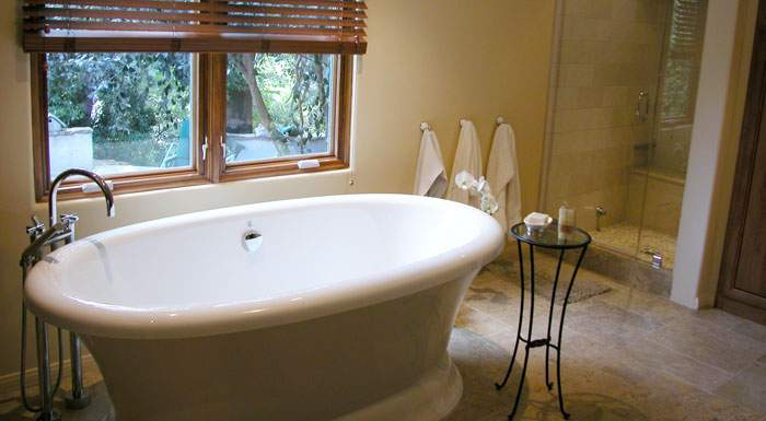 new bathtub