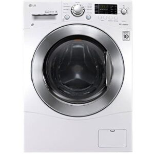 Great for limited space, this 24-inch-wide washer-dryer does the work of both machines.