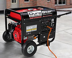DuroStar electric generator