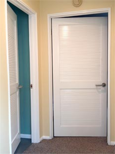 Louvered Interior Doors