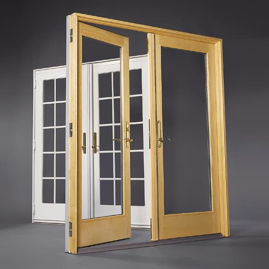 patio door how to install a patio door