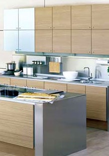 high end european cabinets - High Kitchen Cabinets