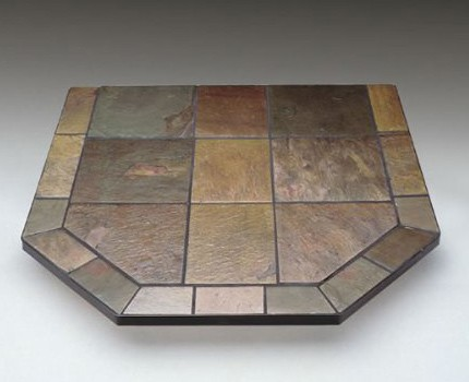 Asian slate hearth board