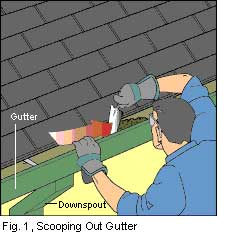 Rain gutter cleaning maintenance solutioingenieria Images