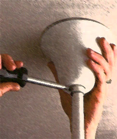 Ceiling fan troubleshooting repair how to fix a fan that wobbles aloadofball Images
