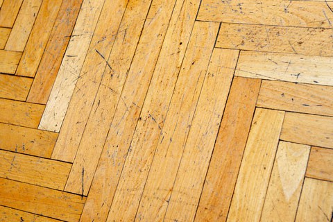 Dealing with Scratches - How To Repair Wood Flooring