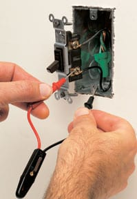 electrical wiring problems rh hometips com electrical wiring testing electrical wiring testing generator