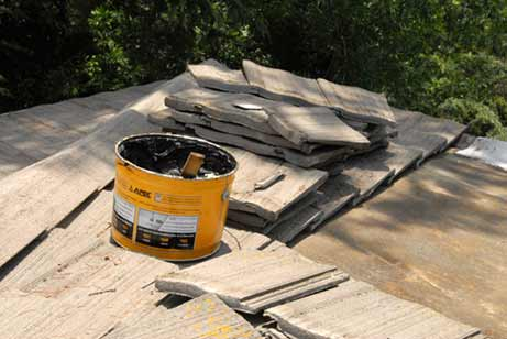 How To Repair A Tile Or Masonry Roof Hometips