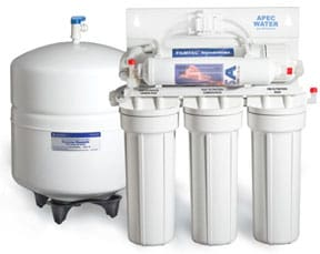 reverse-osmosis drinking water filter
