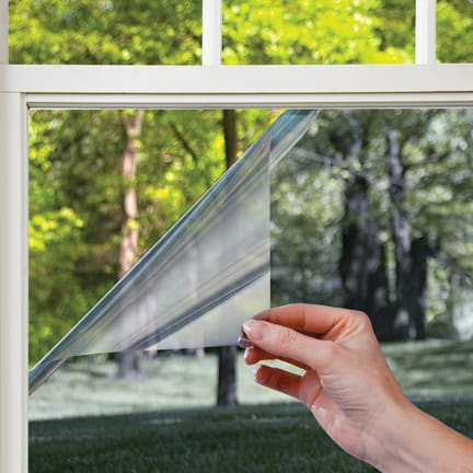 heat reflecting window film